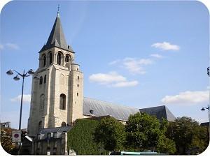 כנסיית סן ג'רמן דו פרה